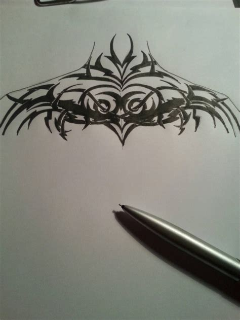 randy orton back tattoo design randy orton by lunatickle98 on deviantart