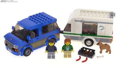 60117 Lego City And Caravan lego city 2016 caravan build review set 60117