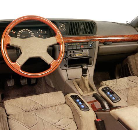 opel senator b interior interior irmscher opel senator b 1990 93