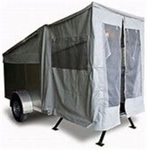 Enclosed Cing Hammock Image Search Trailers And Cers On