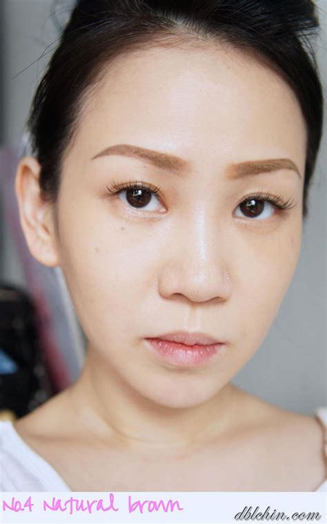 Etude House Color My Brow 4 5gr review introduction to etude house color my brows