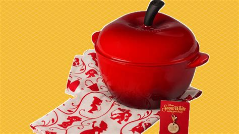 disney le creuset le creuset releases a new disney line inspired by an