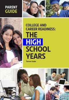 college and career readiness the high school years on