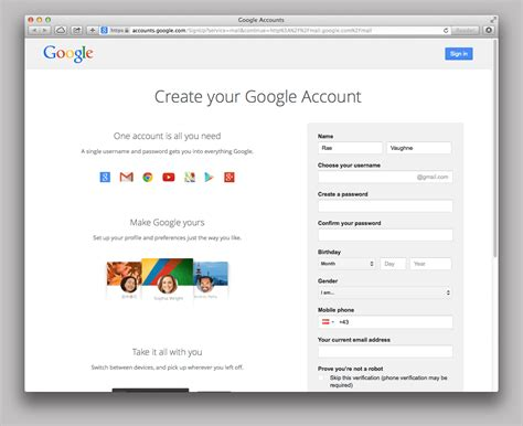 How To Search Gmail Address How To Open A Gmail Account