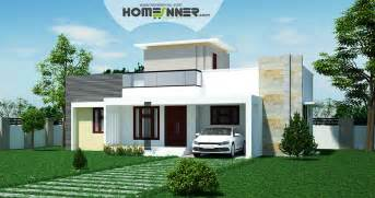 low cost 2 bhk indian house design for 971 sqft indian