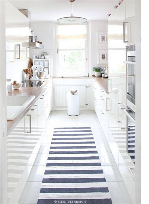 ideas for small galley kitchens 20 small galley kitchen ideas domino