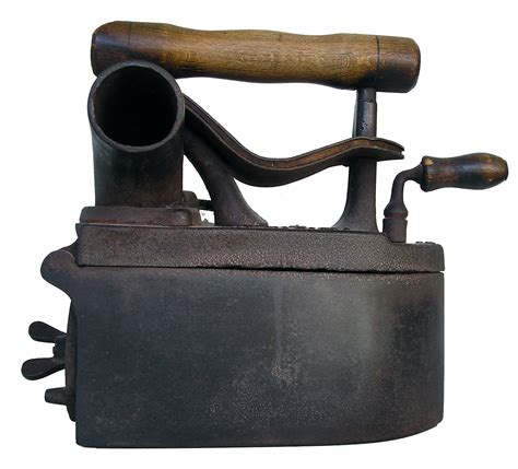 Setrika Arang Voc file charcoal iron jpg wikimedia commons