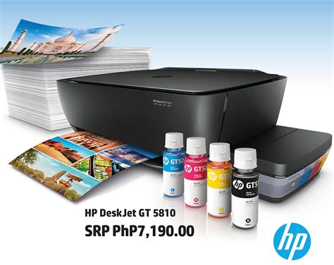 Hp Printer Gt 5810 All In One hp offers p600 discount on deskjet gt 5810 all in one