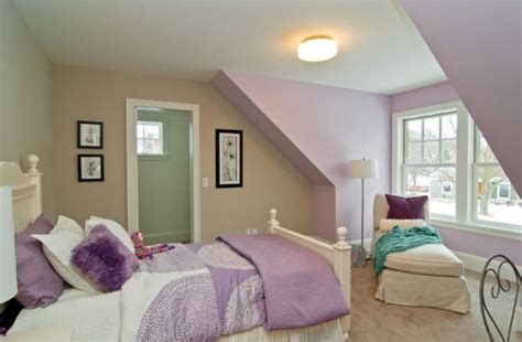 color accent purple rooms and interior design inspiration