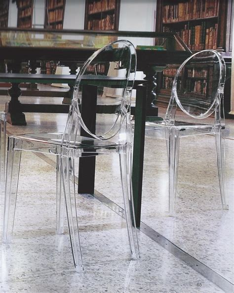 Chaise Style Kartell by Chaise Ghost Kartell Styles Decoration