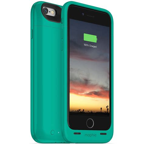 mophie juice pack air for iphone 6 6s green 3185 b h photo