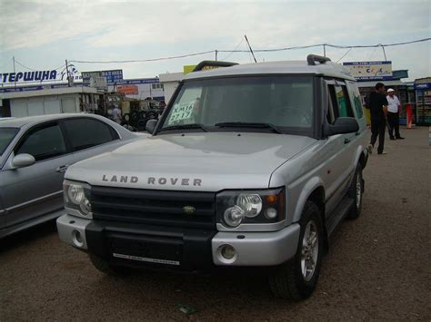 used 2004 land rover discovery photos 2500cc diesel manual for sale