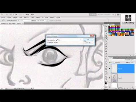 tutorial de photoshop cs5 youtube tutorial trazados line art photoshop cs5 youtube