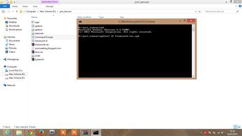 recompile apk tutorial decompile recompile apk dengan benar lewat pc joonnieeblog