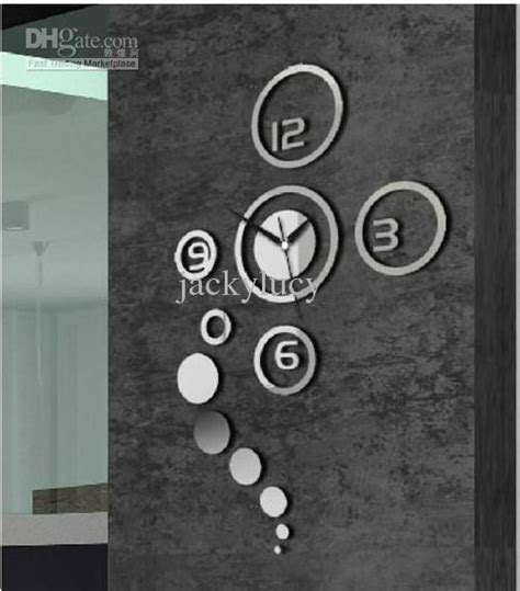 mirrored wall decals stickers mirror wall decals diy 3d mirror wall crafthubs with luxury diy 3d mirror wall