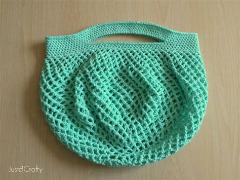 crochet grocery bag pattern youtube crochet mesh grocery tote pattern just be crafty