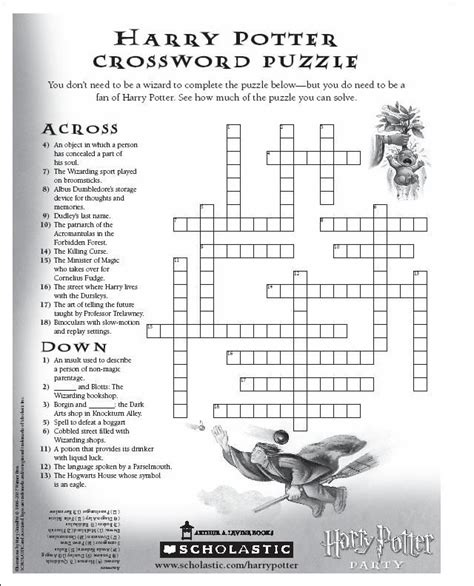 printable word search harry potter harry potter crossword puzzle computer fonts printables