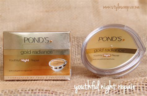 Serum Gold Ponds pond s gold radiance stylescoop south