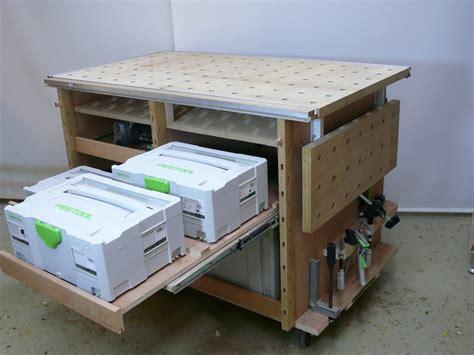 rail pour tiroir concevoir sa table de travail quelques d 233 tails bois