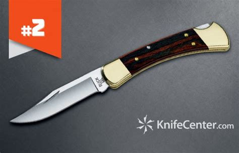 top pocket knives top 25 pocket knives that are indispensable 2 buck 110