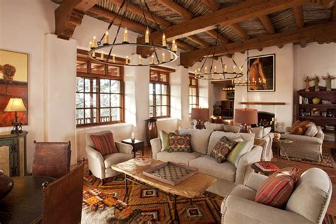 santa fe interior design the on search seating areas and design