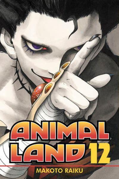 animal land volume 12