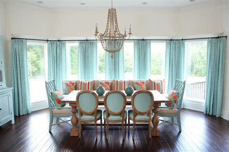 Dining Room Curtains Decorating Summer Window Treatment Ideas Hgtv S Decorating Design Hgtv