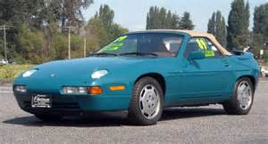 Porsche 928 Convertible 1989 Porsche 928 Cabriolet Could Be Yours For 16 5k
