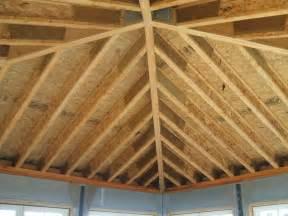 Hexagon Floor Plans by I Joist Roof Framing Contractor Talk