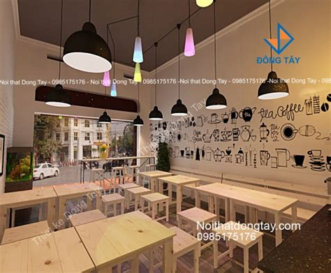 thiet ke design quan cafe mẫu thiết kế qu 225 n cafe