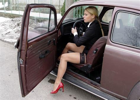 Sexy women in stockings