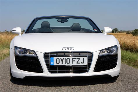 r8 audi cost audi r8 spyder 2010 2014 running costs parkers