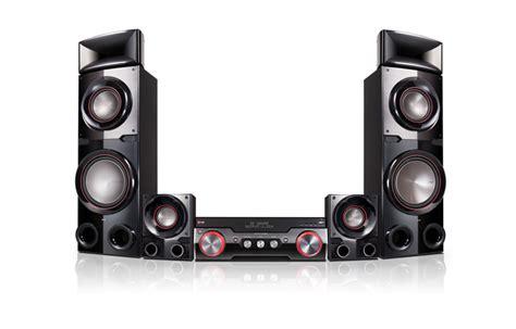 lg arx10 high performance av receiver system lg za