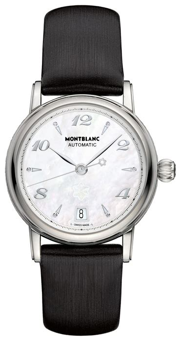 Montblanc Womens 107118 montblanc mb102370 s