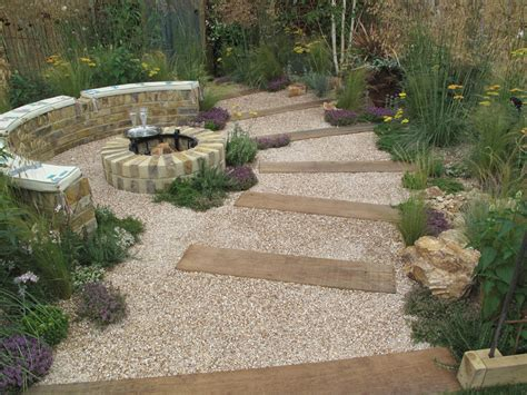 garden pit ideas the pit garden rhs hton court show ced ltd for