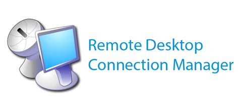 remote desktop connection manager console related keywords suggestions for rdp logo