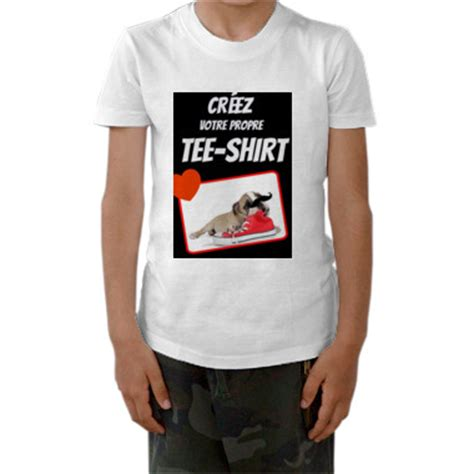 Tshirt Recto t shirt femme enfant recto shirt femme personnalis 233