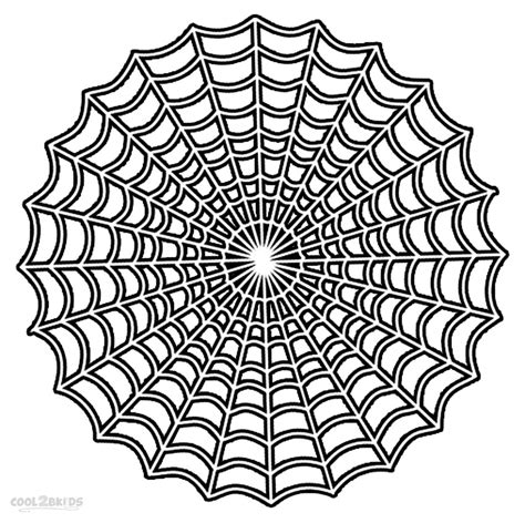 Spider Web Coloring Pages free coloring pages of spider webs