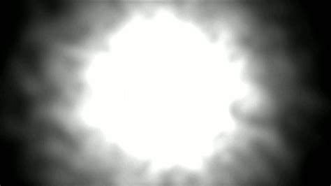 bright white nuclear explosion dazzling white aura light beam bright