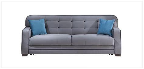 grey convertible sofa fluo koala gray convertible sofa bed by sunset