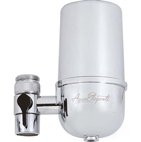 Best Faucet Filtration System aqua elegante advanced tap water faucet filter best chlorine removing filtration system