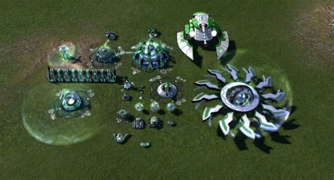 supreme commander 3 aeon units available in 0 5 image brewlan mod for