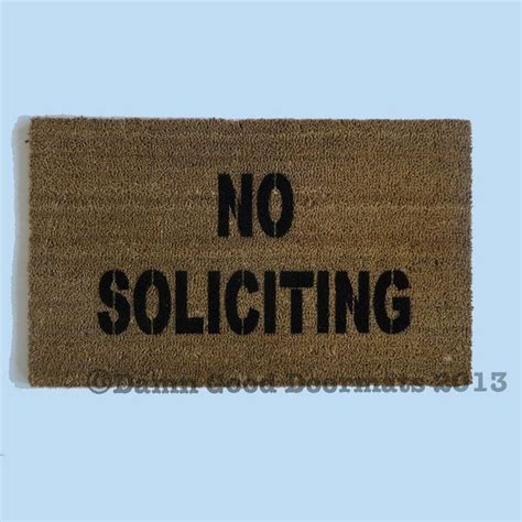 no soliciting welcome mat 220 best images about welcome to our humble home we speak