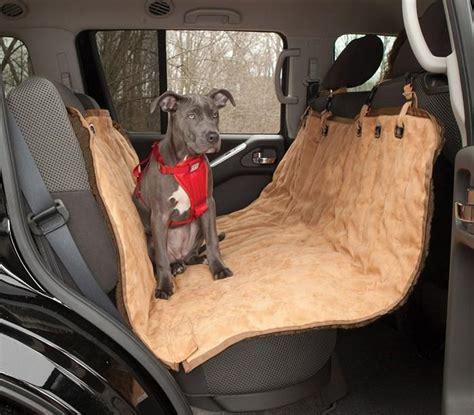 bench car seat protector kurgo stowe pet car hammock bench seat cover tripswithpets com
