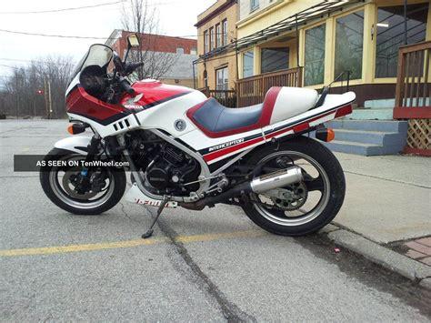 1984 honda interceptor 500 1984 honda vf500 interceptor