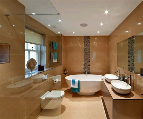 new home designs luxury modern bathrooms designs decoration ideas