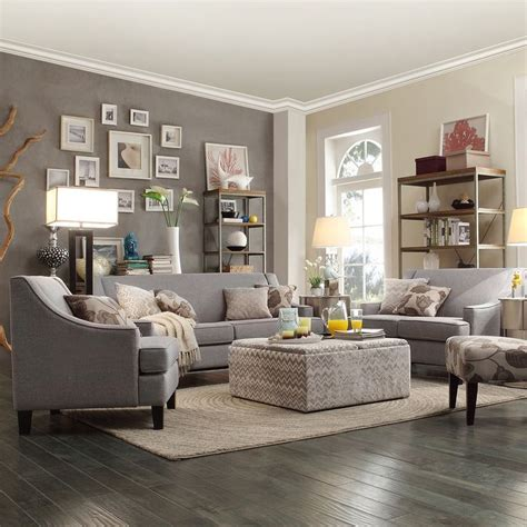 Accent Wall For Gray Living Room 25 Best Ideas About Gray Accent Walls On
