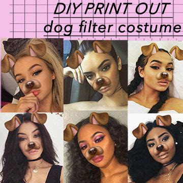 halloween themes snapchat the 25 best snapchat filter halloween costume ideas on