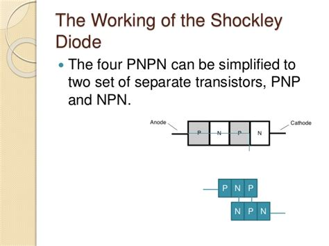 definition of shockley diode shockley diode working 28 images transistor museum photo gallery shockley diode transistor4