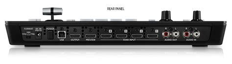 Roland V 1hd introducing the roland v 1hd a compact 1080p hd